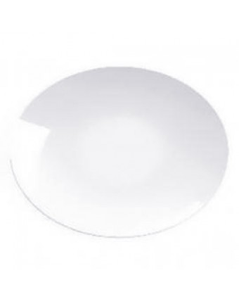 "Assiette ovale 13"" - Ariane Style"