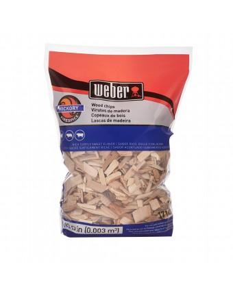 Copeaux de bois de caryer - 2 lb