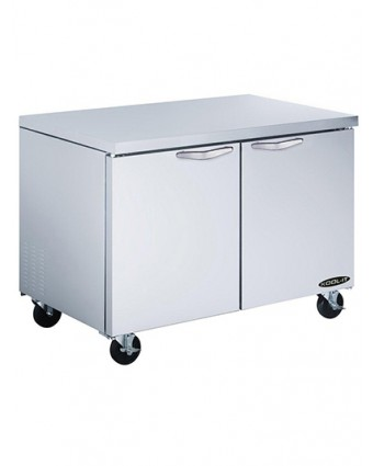Réfrigérateur sous-comptoir deux portes 13,1 pi³ (usagé)