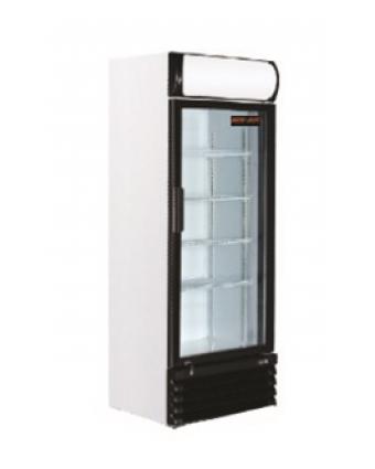 Réfrigérateur une porte vitrée 13 pi³ - Blanc