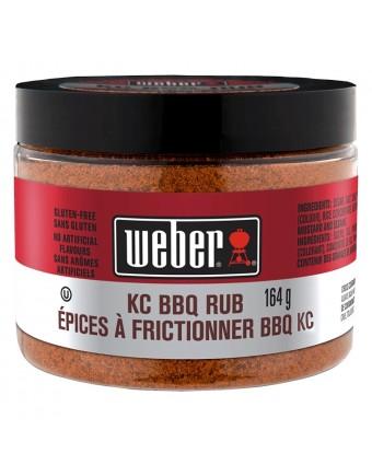 Mélange d'épices à frotter KC BBQ