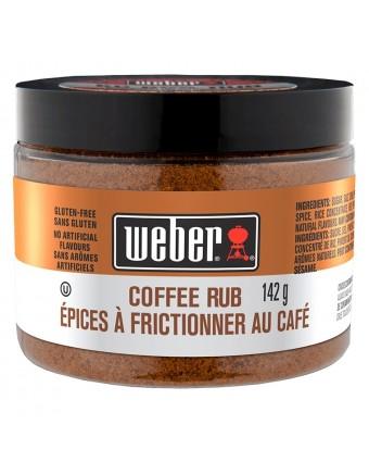 Mélange d'épices à frotter au café