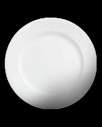 "Assiette ronde 10,25"" - Imperial White"
