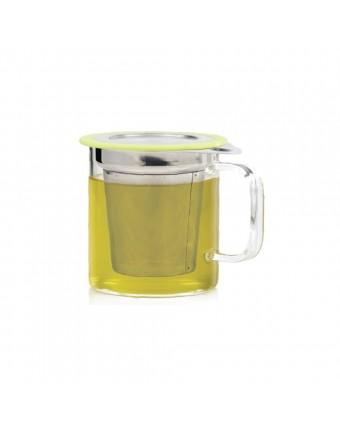Tasse et infuseur à thé - Jasmine