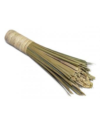 Brosse pour wok en bambou