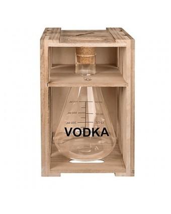Décanteur à vodka en verre25 oz - Mixology