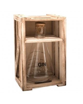 Carafe à gin en verre Mixology 25 oz