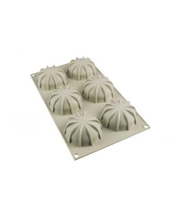 Moule en silicone à six cavités - Mini Goccia