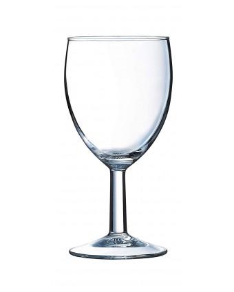Verre à vin rouge ou blanc 8 oz - Savoie