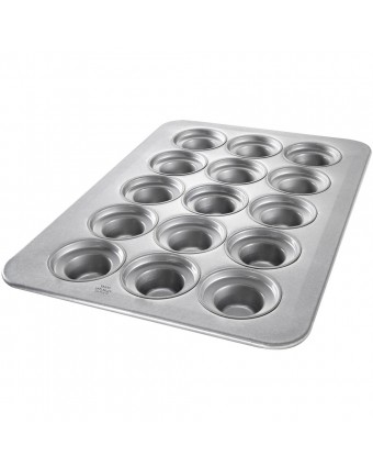 Moule à muffins 15 unités - Extra gros