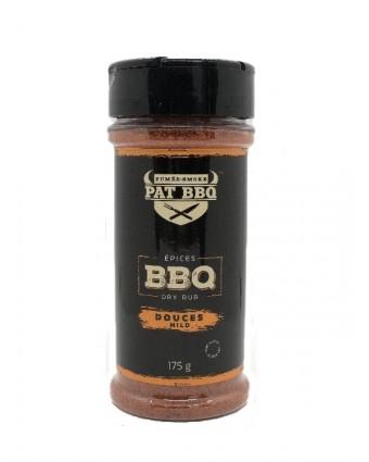 Mélange d'épices BBQ doux - 175 g