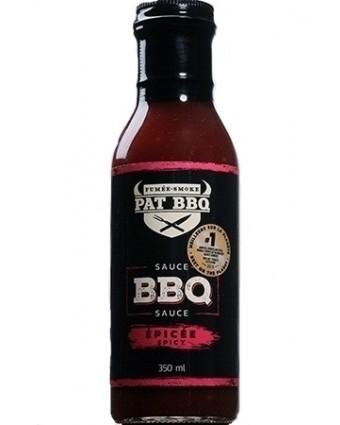 Sauce BBQ épicée
