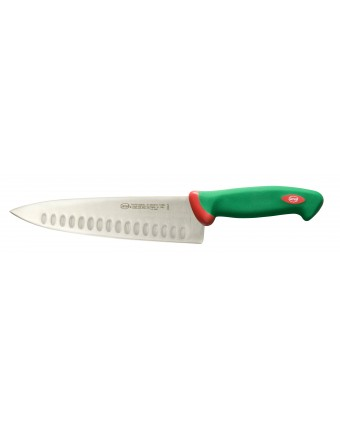 """Couteau de chef alvéolé 8"""""""