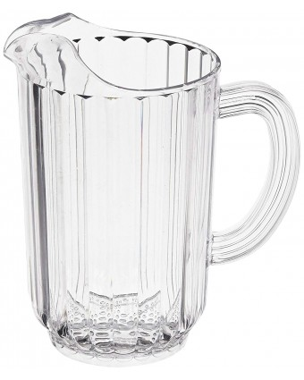 Pichet en polycarbonate 48 oz - Transparent