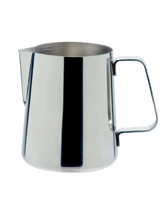 Pichet à mousser le lait en acier inoxydable Easy 10 oz