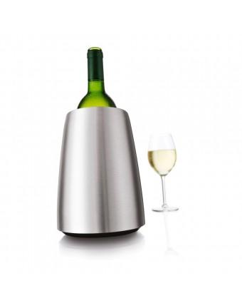 Refroidisseur à bouteille de vin en acier inoxydable Elegant