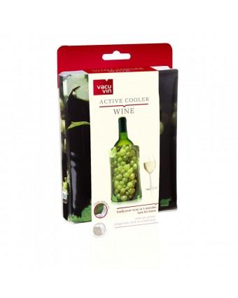 Refroidisseur à bouteille de vin Active Cooler - Raisins verts