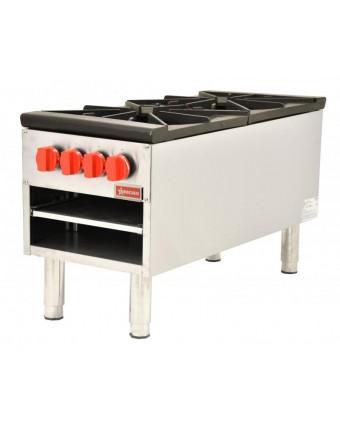"""Table de cuisson au gaz naturel 18"""" - 200 000 BTU"""