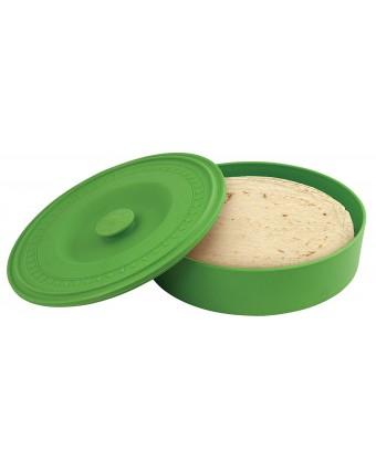 Chauffe tortillas - Vert