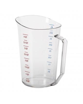 Tasse à mesurer en polycarbonate Camwear - 4 L