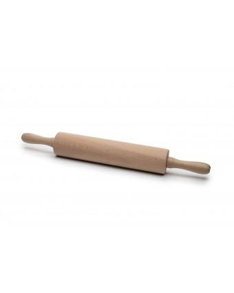 Rouleau à pâtisserie en bois 10''
