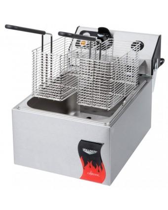 Friteuse électrique de comptoir Cayenne 10 lb - 120 V