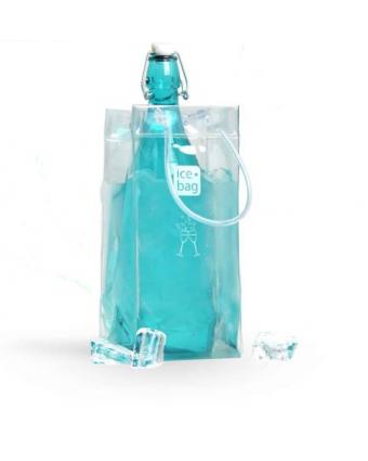 Sac pour bouteille Classic - Transparent