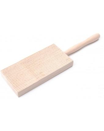 Planche à gnocchis en bois