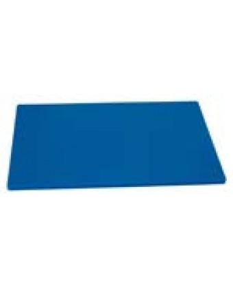 """Planche à découper en polyéthylène 20"""" x 15"""" - Bleu"""
