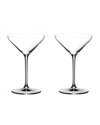 Ensemble de deux verres à martini 8,9 oz - Extreme