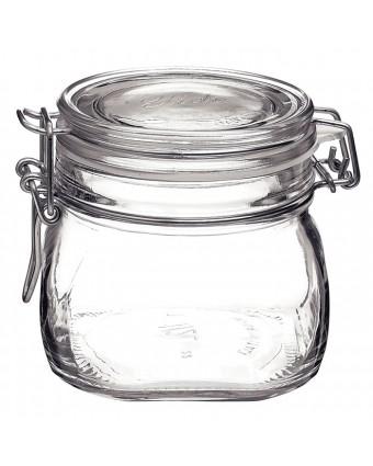 Récipient en verre étanche 4,25 oz
