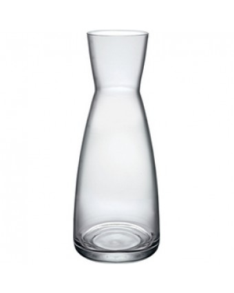 Carafe en verre Ypsilon 36,5 oz - Transparent