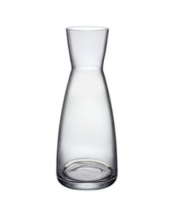 Carafe en verre Ypsilon 9,75 oz - Transparent