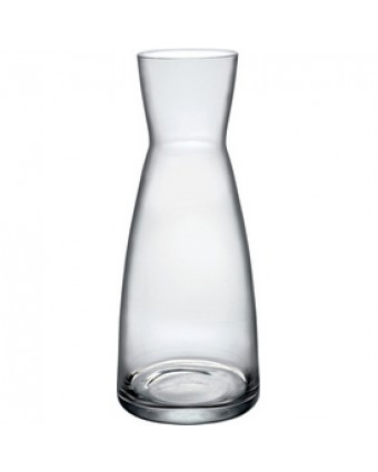 Carafe en verre Ypsilon 18,5 oz - Transparent