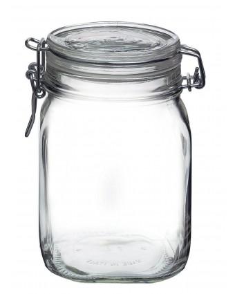 Récipient en verre étanche 33,75 oz