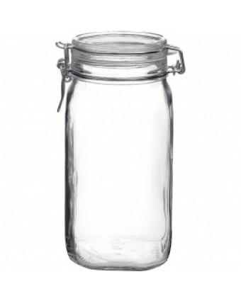 Récipient en verre étanche 54,75 oz