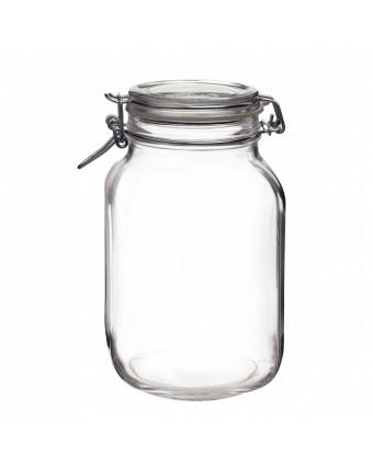 Récipient en verre étanche 72 oz