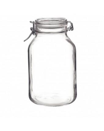 Récipient en verre étanche 102,75 oz