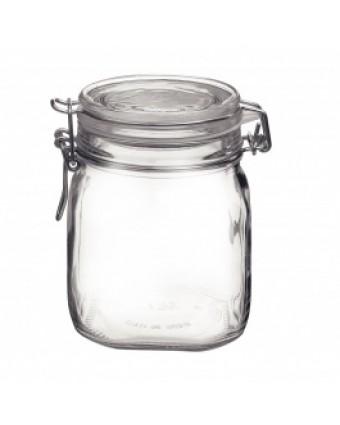 Récipient en verre étanche 25,25 oz