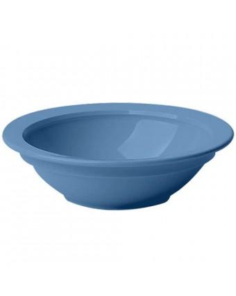 Bol à fruits rond en polycarbonate 5 oz – Bleu