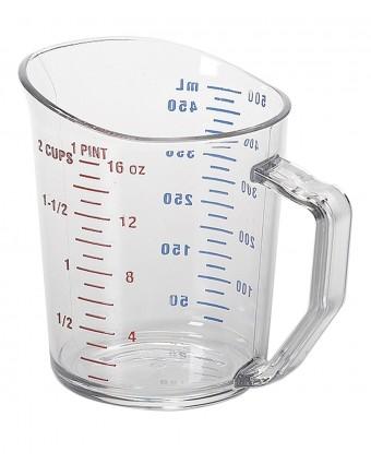 Tasse à mesurer en polycarbonate Camwear - 500 ml