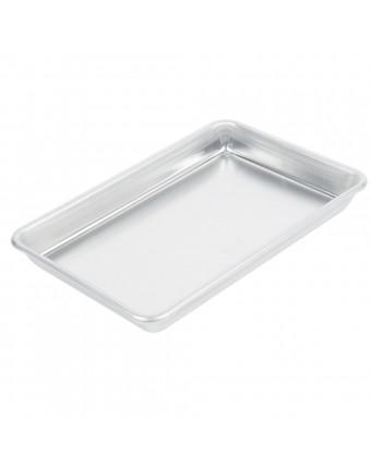 Plaque de cuisson en aluminium très robuste 6,5'' x 9,5''
