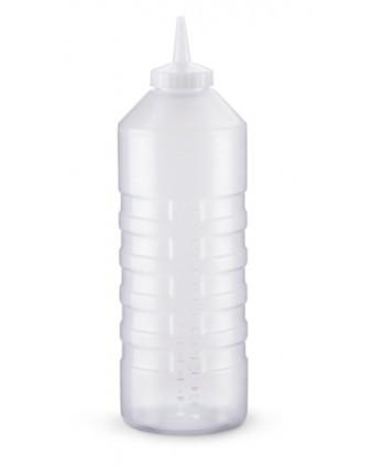 Bouteille à pression Traex 32 oz - Transparent