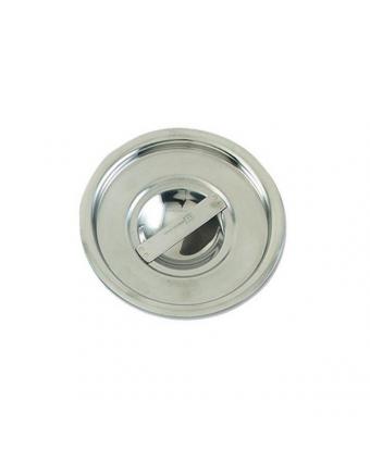 Couvercle en acier inoxydable pour bain-marie 5,7 L