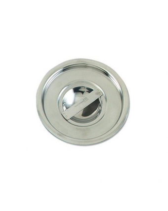 Couvercle en acier inoxydable pour bain-marie 1,9 L