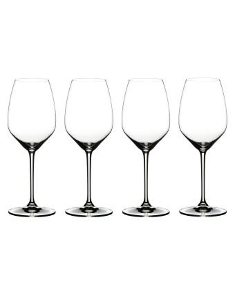 Ensemble de quatre verres à vin blanc 16,25 oz - Extreme