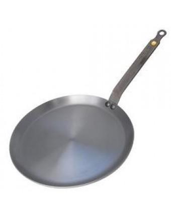 "Poêle à crêpe en acier Mineral B 9,5"""