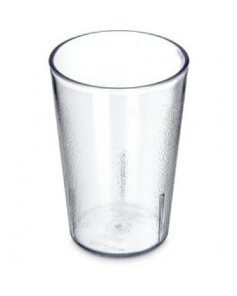 Verre tumbler en plastique clair 8 oz.
