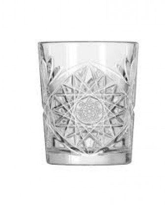 Verre old-fashioned double 12 oz - Hobstar