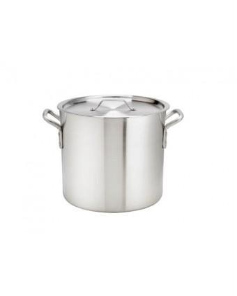 Marmite en aluminium poids standard 30 L